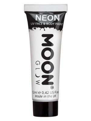 UV sejas un ķermeņa krāsa, balta, 12 ml