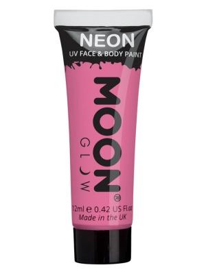 UV sejas un ķermeņa krāsa, pasteļtoņa rozā, 12 ml