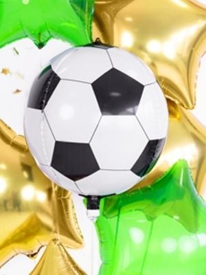 Folijas balons - futbola bumba, 40 cm