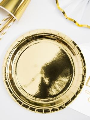 6 gab, Šķīvīši, zelta, 23 cm