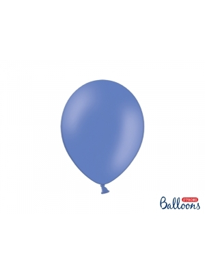 50 gb, Pasteļtoņa baloni, jūras zili, 27 cm