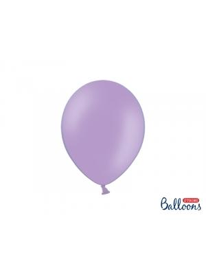 50 gb, Pasteļtoņa baloni, lavandas zili, 27 cm
