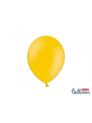 50 gb, Pasteļtoņu baloni, spilgti oranži, 27 cm