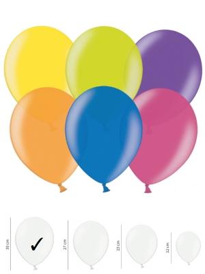 50 gb, Perlamutra baloni, mix, 30 cm