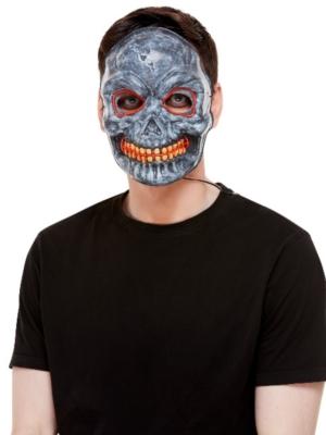 Mirgojoša skeleta maska