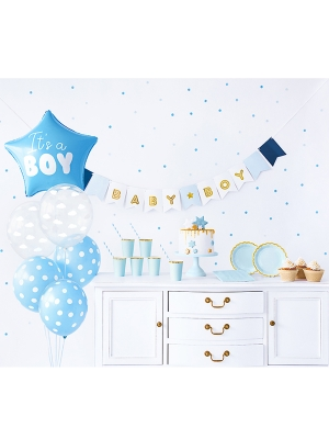 Dekorāciju komplekts - It`s a boy
