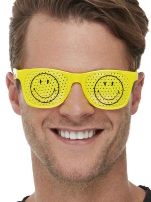 Brilles ar smaidiņu