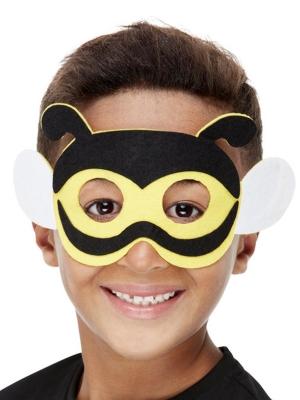 Bitītes flīsa maska