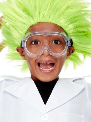 Zinātnieka brilles