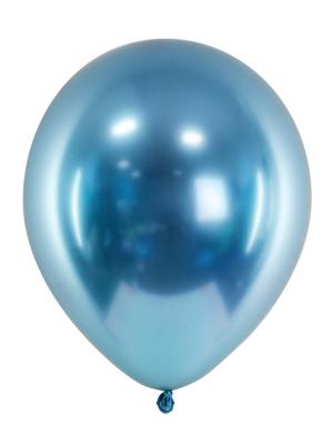 Hromēts balons, zils, 27 cm