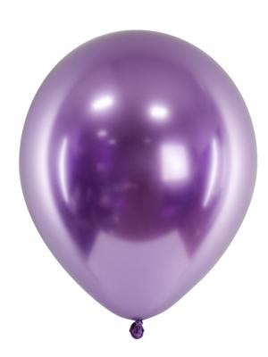 Hromēts balons, violets, 27 cm
