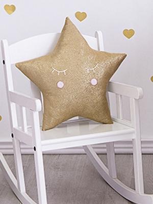 Spilvens - Zvaigzne, 42 x 40 cm