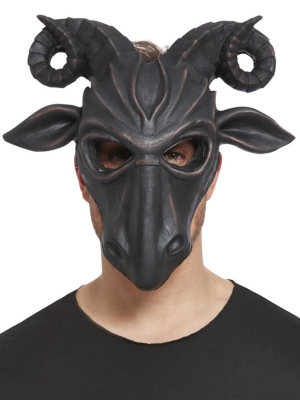 Sātaniska maska