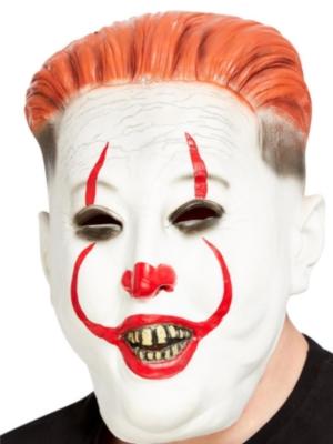 Klauna diktatora maska