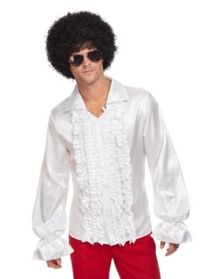 60-to gadu krekls, balts
