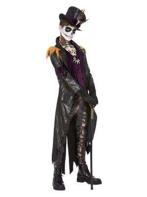 Vudū raganas kostīms