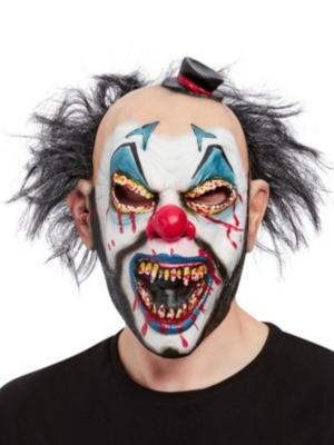 Ļaunā klauna maska