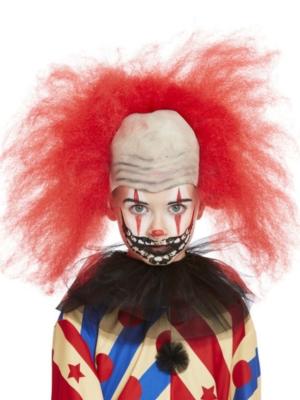 Biedējošā klauna Make-Up komplekts