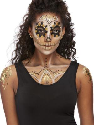 Mirušo dienas Make-Up komplekts, zelta