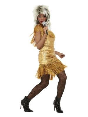 Disko dejotājas kostīms