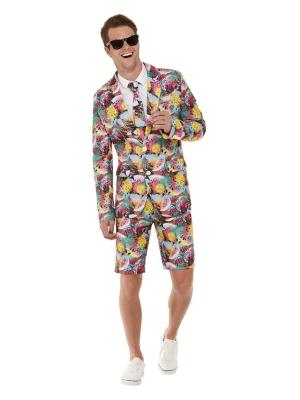 Uzvalks ar augļu apdruku