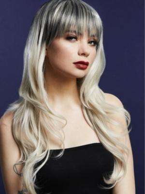 Parūka Sienna, blonda, 66 cm