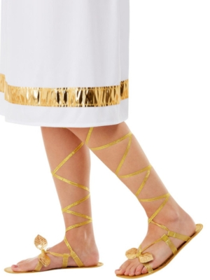 Grieķu stila sandales