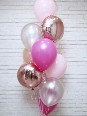 "Hēlija balonu pušķis ""11 baloni"""