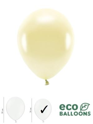 100 gab, Perlamutra eko baloni, salmu, 26 cm