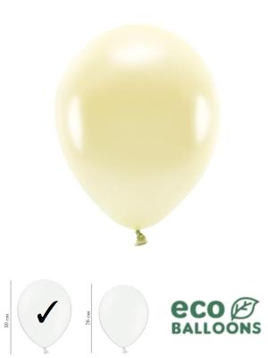 100 gab, Perlamutra eko baloni, salmu, 30 cm