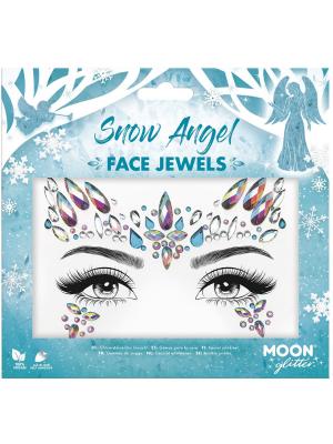 Dimantiņi  sejai - Snow Angel
