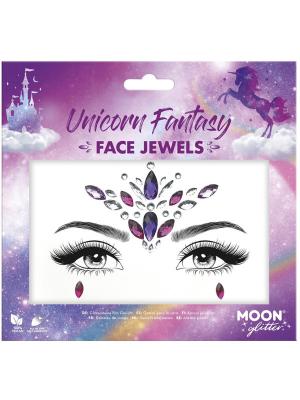 Dimantiņi sejai - Unicorn Fantasy