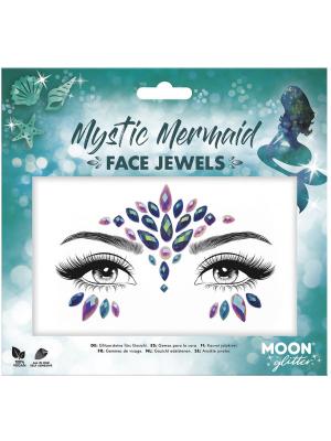 Dimantiņi sejai - Mystic Mermaid