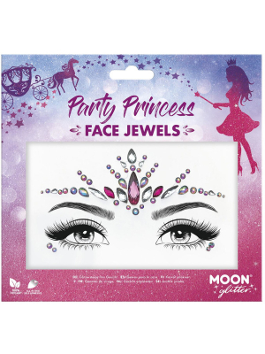 Dimantiņi sejai - Party Princess