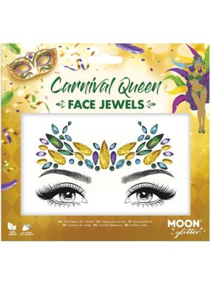Dimantiņi sejai - Carnival Queen