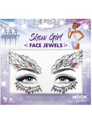 Dimantiņi sejai - Show Girl