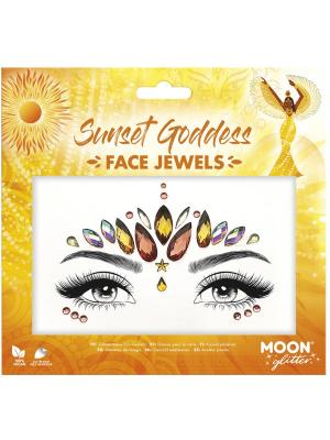 Dimantiņi sejai - Sunset Goddless