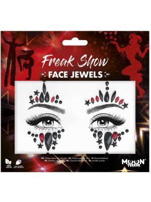 Dimantiņi sejai - Freak Show