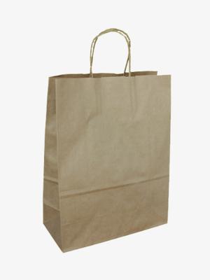 Papīra maiss ar rokturiem, 26 x 12 x 35 cm