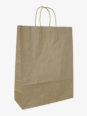 Papīra maiss ar rokturiem, 32 x 12 x 41 cm