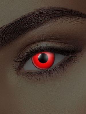 UV lēcas, sarkanas