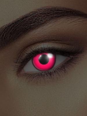 UV lēcas, rozā