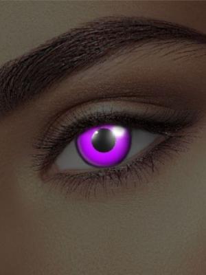 UV lēcas, violetas