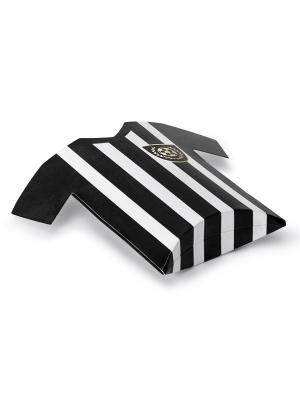 6 gab, Kastītes - Futbola krekli, 12 x 11 x 2,5 cm