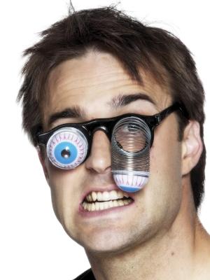 Brilles, izkrītošo acu efekts