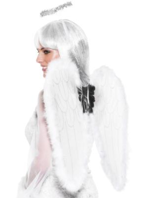 Eņģeļa komplekts, balts, 55 x 50 cm