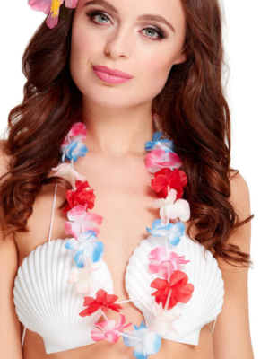 Havaju ziedu virtene