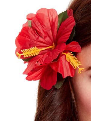 Havaju matu puķe
