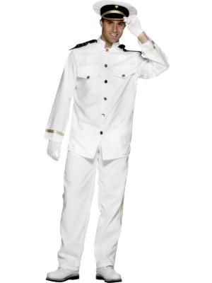 Jūras kapteiņa kostīms