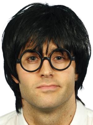 Skolnieka komplekts - parūka un brilles